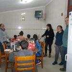 Entrega de Prendas a crianças do Centro de Acolhimento Temporário