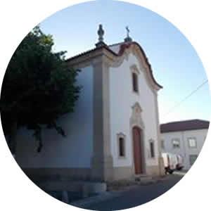 Capela de Nossa Senhora da Purificação - Frazoeira
