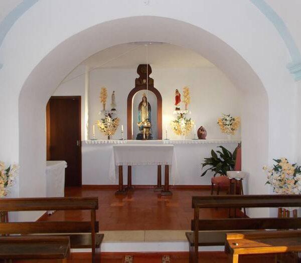 Capela de Nossa Senhora da Conceição – Ereira