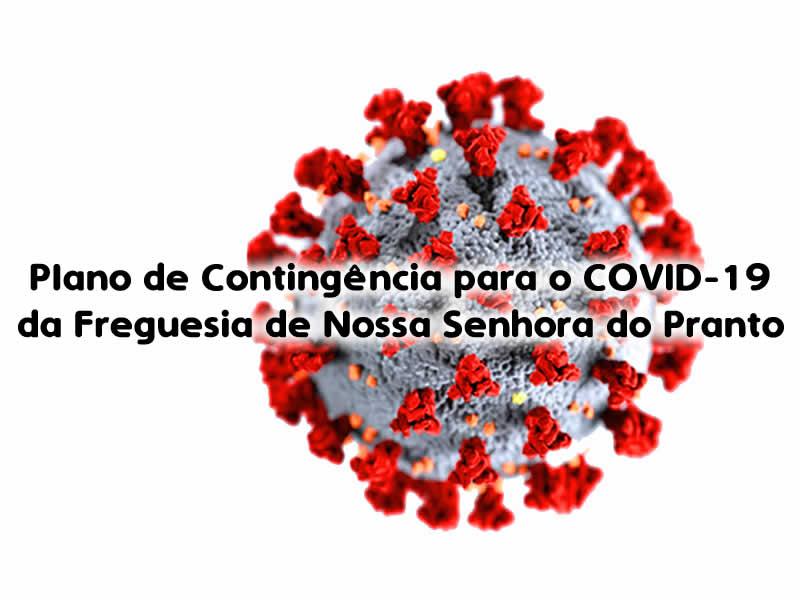 Plano de Contingência para o COVID-19 da Freguesia de Nossa Senhora do Pranto