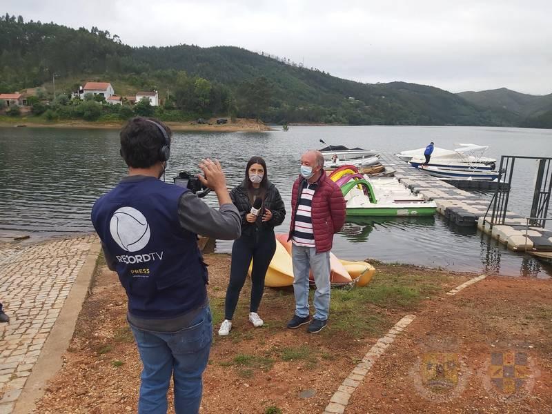 Doação de Barco de 3 Tábuas