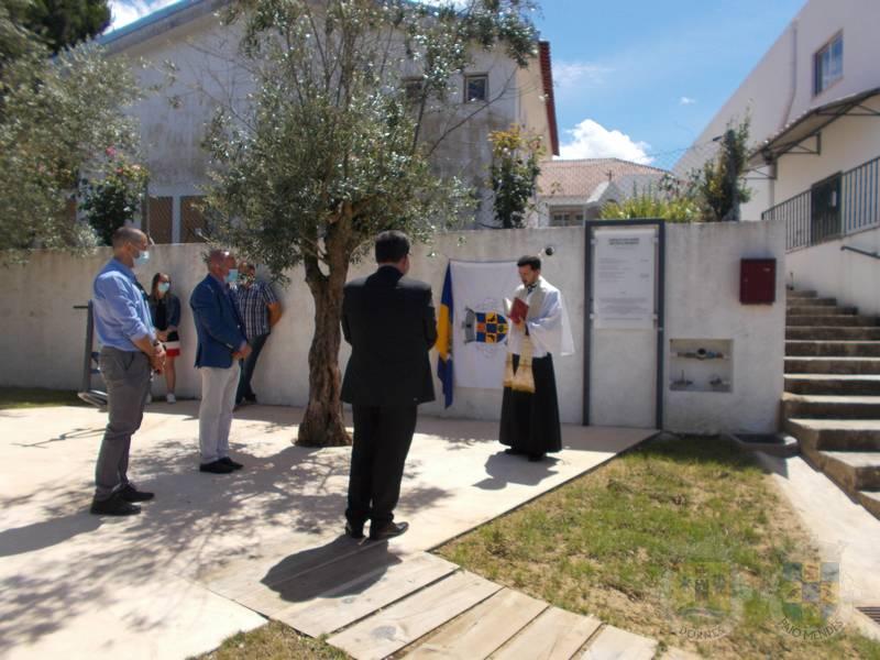 Inauguração dos Espaços de Lazer de Paio Mendes e Frazoeira